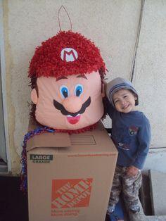 Mario Bros Pinata