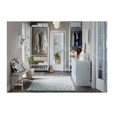 ELVARLI Shelf unit  - IKEA  Possible to fit master bedroom closets?