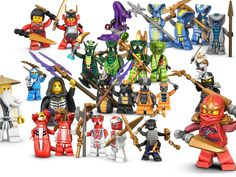 RISE OF THE SERPENTINES #ninjago #lego