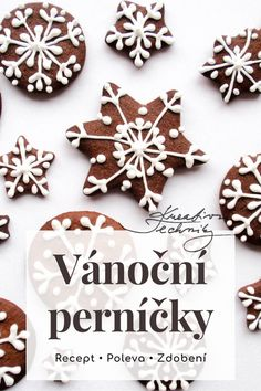 Gingerbread Icing, Gingerbread Decorations, Gingerbread Ornaments, Christmas Gingerbread, Christmas Desserts, Christmas Cookies, Christmas Recipes, Ginger Bread Cookies Recipe, Beautiful Christmas Decorations