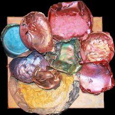 Creator on New Art Form artist LJLevasseur Palette Art, American Art, Art Forms, New Art, Book Art, Art Projects, Artist, Flowers, Painting
