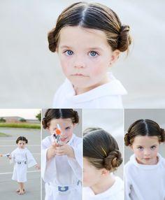 Que princesas da Disney o que?! Queria ver minha filhota era mesmo de Princesa Leia.
