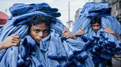 Las mejores imágenes de la vida cotidiana en las grandes ciudades - BBC Mundo