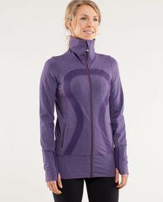 In Stride Jacket love purple!