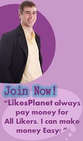 HAVE FACEBOOK LIKE OR EARN