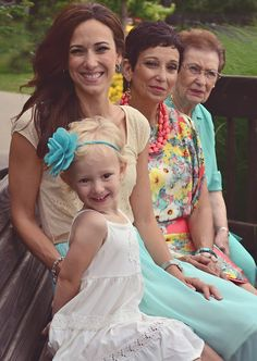 Four Generations - Holly Suzanne Photography