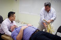 Kazunori Matsuzawa from The Japan institute of Classical Osteopathy and Robert Johnston from The Canadian Academy of Osteopathy discuss principles  #osteopath #osteopathy #HamOnt #CAO #ManualTherapy #AlternativeMedicine #Demonstration #Love #osteopathic #HamiltonOntario #HigherEducation #Health #ATStill #picoftheday #instagood #Instahealth #Instalike #PhotooftheDay #Anatomy #JICO #FoundersWeekend #CAOGrandEvent