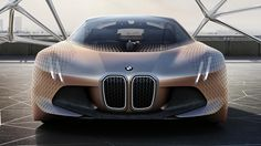 Concept car BMW Vision Next 100
