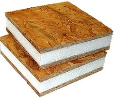 A structural insulated panel (SIP) is a product that fuses a foam core, like expanded polystyrene, between two outer skins of Oriented Strand… Sips Panels, 3d Panels, Cellulose Insulation, Carport Patio, Painting Galvanized Steel, Structural Insulated Panels, Timber Buildings, Backyard Garden Design, Modular Homes