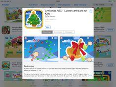 App med jul og prik til prik