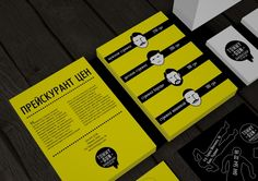 TOMMY GUN by Liza, via Behance