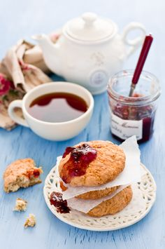 Oat Scones from Cooking For Pleasure