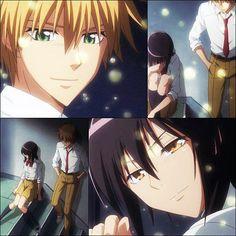 Misaki ♥ Usui I love this couple ☆*:.。. o(≧▽≦)o .。.:*☆
