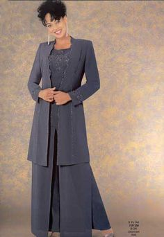 Dressy Pant Suit for Women