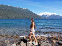 Chubut, Lago Menendez