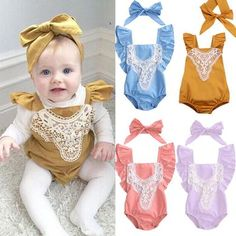 4f19347a77fe Boutique Collection Rompers