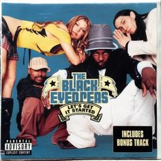 The Black Eyed Peas - Let's get it started 2004