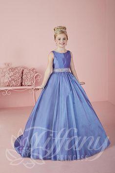 Tiffany Princess Little Girls Pageant Dress Style 13464