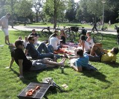 7 Best Parks of Amsterdam - Awesome Amsterdam