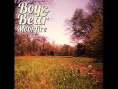 Boy & Bear - Beach (Moonfire) [Lyrics]