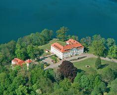 Schloss Schorssow in Mecklenburg-Vorpommern.
