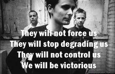 Muse. Uprising..