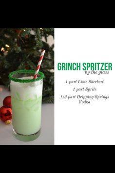 Tasty Holiday Drink