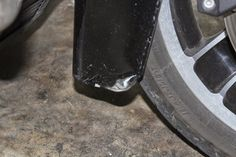 How to Remove the Front Fender on a 2012 Harley Street Glide