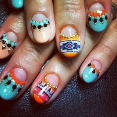 Some of my very most FAQs have to do with my nails! At any time I get my nails done I get tons and also lots of DMs regarding it. What did you do for you nails? Fancy Nails, Love Nails, Diy Nails, Pretty Nails, Uñas Fashion, Manicure E Pedicure, 3d Nail Art, Nail Arts, Fabulous Nails