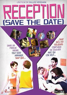 Reception (save the date) - affiche
