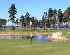 Virpiniemi golf, Oulu, Finland