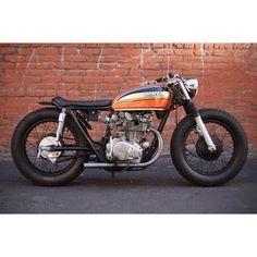 Wonderful #honda vintage. Let's ride #nohow