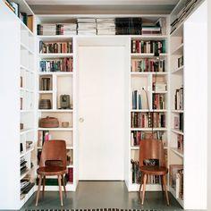 Ordena tus libros #librería #ideashabitissimo