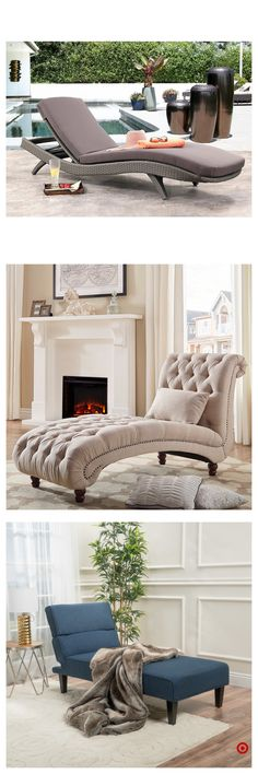 Shop Target for chaise lounges you will love at great low prices. Free shipping on orders of $35+ or free same-day pick-up in store.
