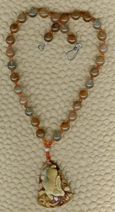 Go Ask Alice  African Queen Picture Jasper by ChicStatements, $70.00