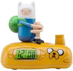 'jake alarm clock' by adventure time