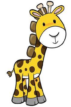 79 Best Clipart - Giraffe images in 2019 | Giraffes ...
