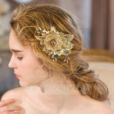 [US$ 10.69] Beautiful Rhinestone/Imitation Pearls Combs & Barrettes (042088559)