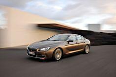 BMW Série 6 Gran Coupé 2012