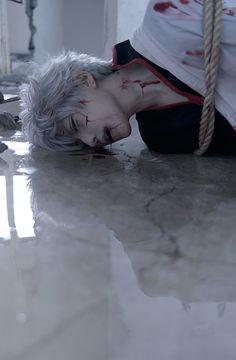 kuryu Gintoki Sakata Cosplay Photo - WorldCosplay