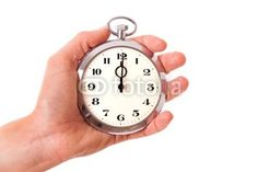Deadline is being reached. Countdown is over! Time Is Money, Countdown, Pocket Watch, Accessories, Pocket Watches