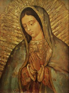 Saint Vincent Archabbey Vocation Blog: Our Lady of Guadalupe, Patroness of America