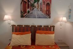 Łóżko dwuosobowe Crete, Valance Curtains, Studio, Life, Home Decor, Decoration Home, Room Decor, Studios, Home Interior Design
