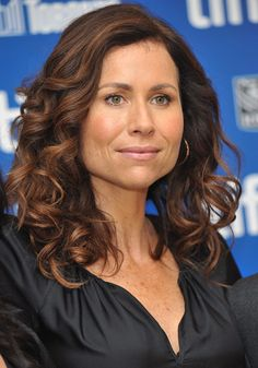 Minnie Driver - my choice to play Kellie Blunt