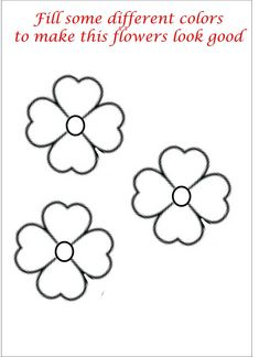 ... Flower Template Printable/page/2 | Search Results | Calendar 2015