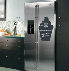 Chalkboard Decal  Wall Decal  Vinyl Decal  by InAnInstantArt, $24.00