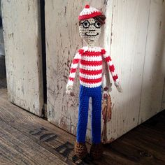 Crochet Wally-need Google Translate