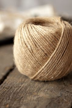 Twine | great for crafting and mixed media artwork.