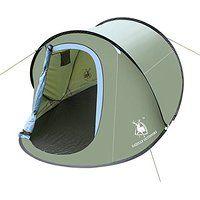 On sale C&ing Hiking Pop Up Tent Instant Shelter Easy Setup Quick Foldbacku2026  sc 1 st  Pinterest & Outdoor Camping Hiking Large Instant Pop Up Tent - Double Doors ...