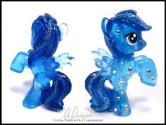 Crystal Skies - Custom My Little Pony Blind Bag